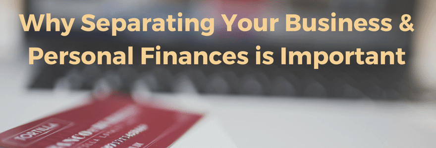 Separating Your Finances